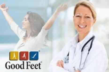 Good Feet - Wellbeing Assessment With Range of Body Tests - Save 25%