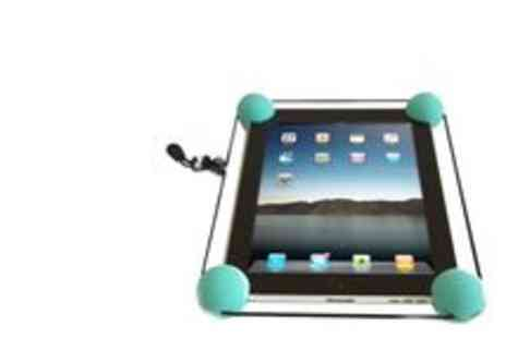 Big Bargain Store - iBallz iPad Shock Absorbing Harness - Save 50%