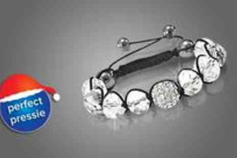 Antwerp Jewels - SWAROVSKI ELEMENTS crystal bracelet - Save 94%