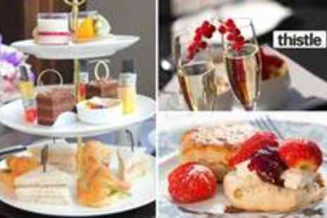 The Royal Trafalgar - Luxury afternoon tea for two - Save 53%