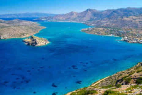 IWC - Seven night Crete stay for 2 in a choice of self catered apartments - Save 64%