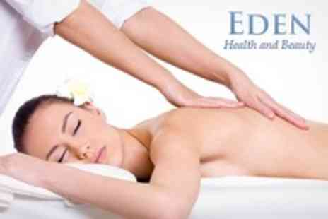 Eden Health and Beauty - 90 Minute Pamper Package - Save 60%