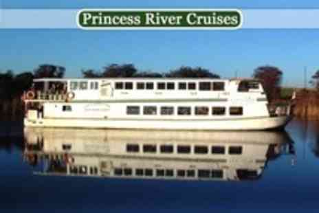 Princess River Cruises - River Tees Boat Cruise For Two People - Save 56%