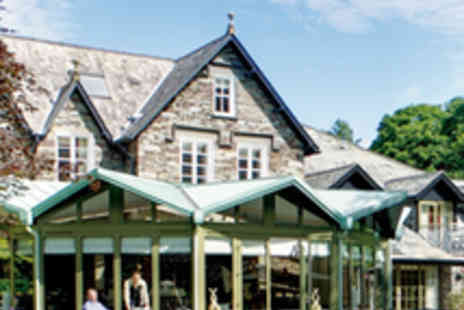 Rothay Garden Hotel - Overnight Stay for Two People with Full Lakeland Breakfast Each - Save 51%