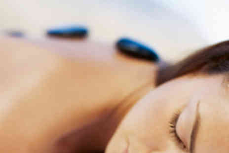 Dream Therapy - Hot Stone Reflexology Treatment - Save 60%
