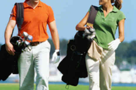 Solent Meads Golf Centre - 18 Holes of Golf for Two with Bacon Roll and Drink - Save 53%