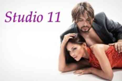 Studio 11 - Photoshoot For Two With Makeover, Prints, and Image Disc - Save 83%