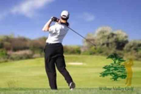 Willow Valley Golf - Two Private Lessons With a PGA Professional Plus Video Analysis - Save 56%