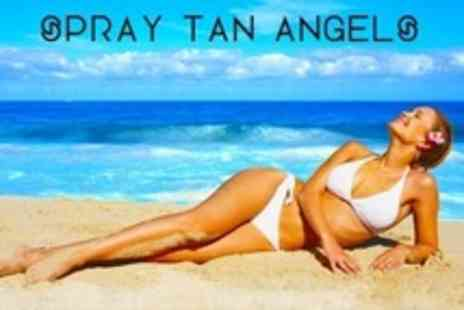Spray Tan Angels - Sienna X Spray Tan - Save 66%