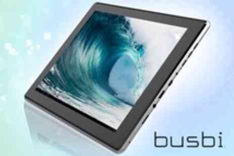 CMS Peripherals - Busbi 7 Android 4 Tablet - Save 50%