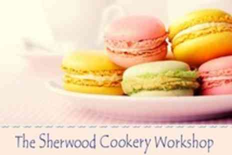 The Sherwood Cookery - Three Hour Macaron Baking Class With Treats to Take Home - Save 76%