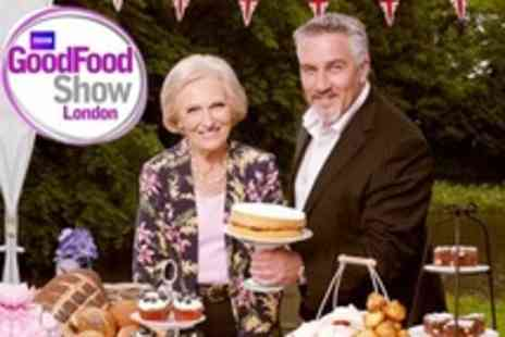 BBC Good Food Show - Food Show London on Friday or Sunday Afternoon Ticket - Save 30%
