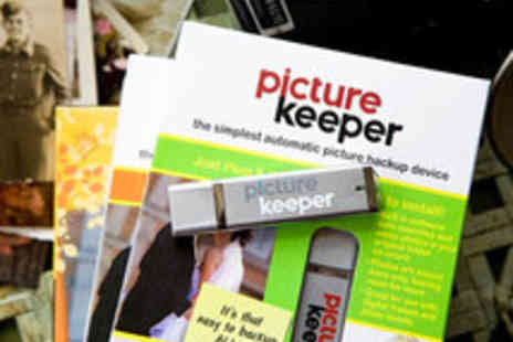 Image Print - Picture Keeper or The Simplest Way to Backup Your Favourite Family Photos - Save 62%