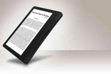 CPR Distribution - EasyBook colour eReader, case and charger read ebooks on the go - Save 53%