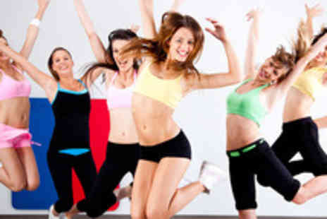 Fit 4 Life - 10 fitness classes from a choice of Zumba or Body Zap - Save 75%