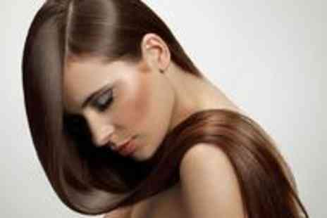 Fascination Hair and Beauty - Haircut and a blow dry plus a treatment mask - Save 75%