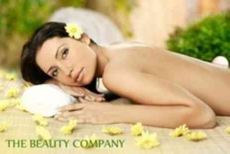 The Beauty Company - Jane Scrivner Full Body and Facial Treatment - Save 60%