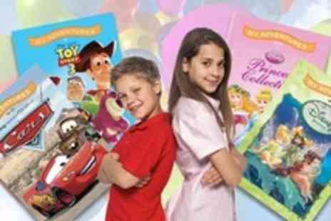 Identity Direct - Personalised Disney Childrens Book Sets - Save 51%