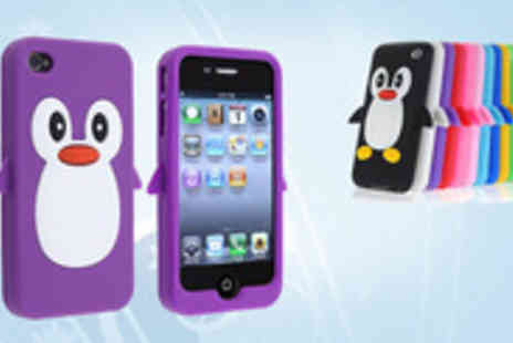 Gal Cochrane - Protect your iPhone for with the coolest and cutest accessory around  the Penguin iPhone 4 and 4S case - Save 69%