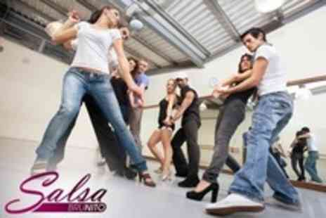 Brunito Salsa - Six 60 Minute Salsa or Cha Cha Cha Classes - Save 61%