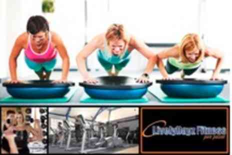 LivelyDayz Fitness - One Month Indoor Bootcamp and Gym - Save 71%