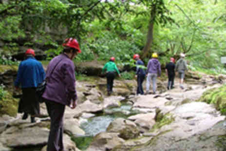 How Stean Gorge - Two Tickets to How Stean Gorge Outdoor Centre - Save 57%