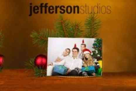 Jefferson Studios - Group Photoshoot For Up to Ten With Prints - Save 94%