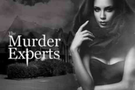 Murder Incorporated - Overnight Stay with Murder Mystery Night For Two Plus Dinner and Breakfast - Save 50%