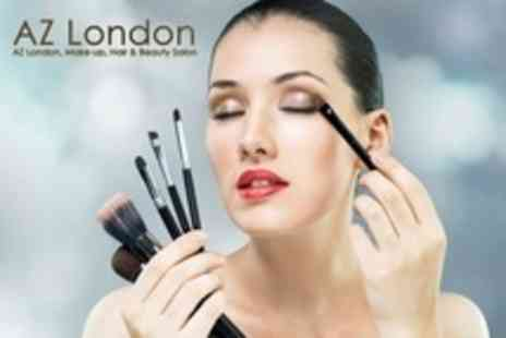 AZ London - Three Hour Make Up Class With MAC Product to Take Away - Save 77%