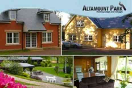 Altamount Park - Three Night Cottage Stay For Up to Four - Save 54%