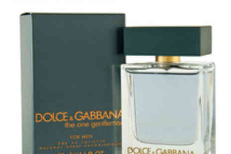 Dolce  Gabbana - The One Gentleman 50ml EDT Spray - Save 38%