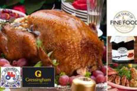 Westin Gourmet - Luxury Christmas turkey hamper - Save 45%