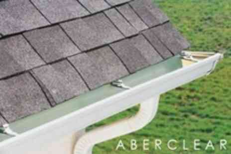 Aberclear - Home Gutter Clearance - Save 78%