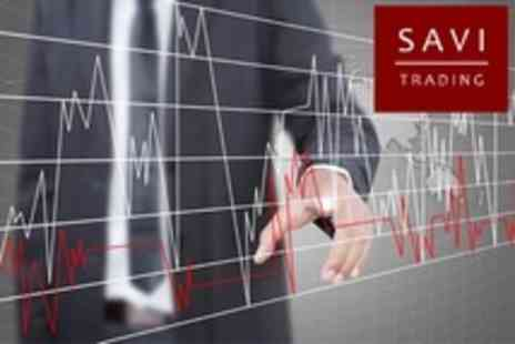 Savi Trading - Access To Online Training Materials With Mentoring and Financial Trading Floor Experience - Save 80%
