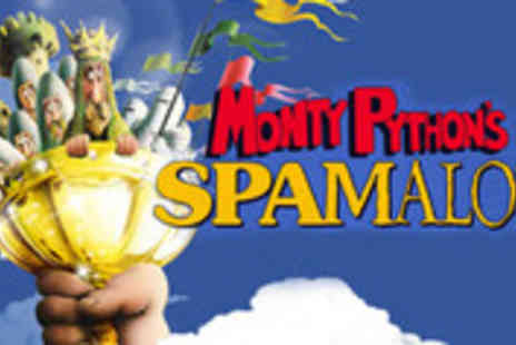Encore Tickets - Tickets to Monty Pythons Spamalot in the West End - Save 54%
