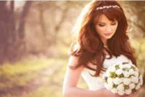 Deco Hair and Make Up - Professional Wedding Day Hair and Makeup - Save 40%