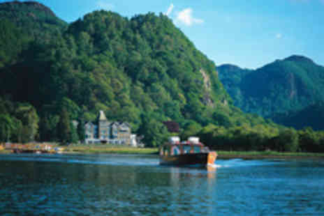 Lodore Falls Hotel - A one or two night stay at a scenic lakeside hotel  - Save 49%