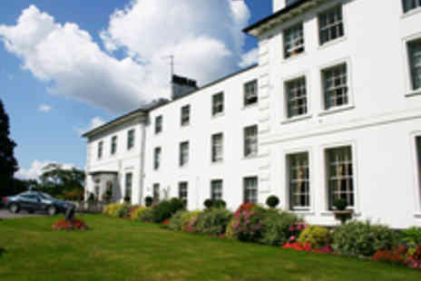West Lodge Park - Country house stay including breakfast, three course dinner - Save 55%