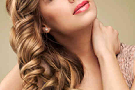 Dimensions Hair & Beauty - Haircut, Blow Dry, and Half Head of Highlights - Save 66%
