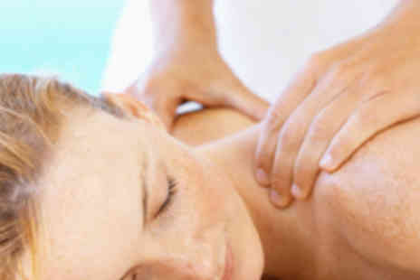 Salus Wellness - Deep Tissue or Swedish Massage - Save 62%