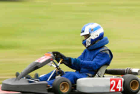 Teesside Karting - Two Hour Introductory Karting Lesson - Save 73%