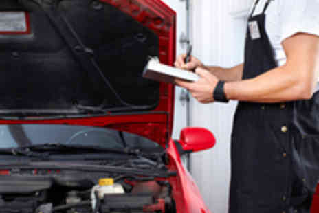 Vehicle Solutions - MOT for Class 4 Vehicles - Save 65%