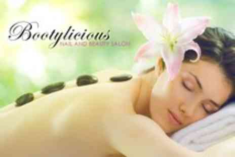 Bootylicious Nail - Choice of Two Treatments Such as Hot Stone Massage and Luxury Facial - Save 48%