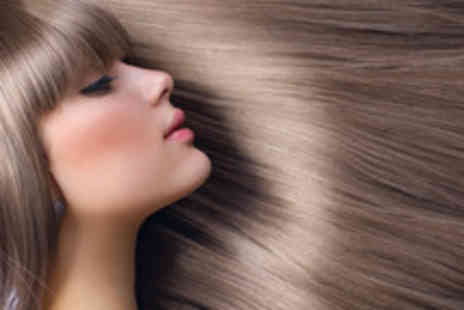 Anisia Hair and Beauty - Two and a half hour Brazilian blow dry and cut - Save 59%