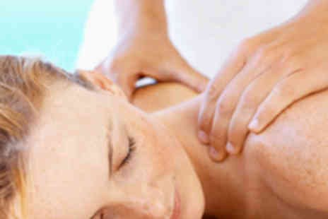 Heart + Space - Your Choice of Hour Long Massage - Save 51%