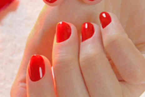 Zone Nails and Beauty - Express Jessica Geleration Manicure or Pedicure - Save 50%