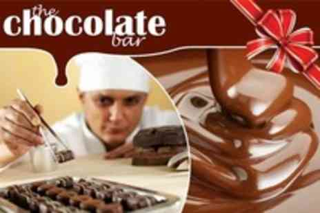 The Chocolate Bar - Chocolate Experience and Tasting For One - Save 60%