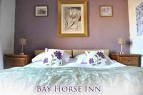 The Bay Horse Inn Masham - Two Night Stay For Two With Breakfast, Coffee and Cake - Save 54%