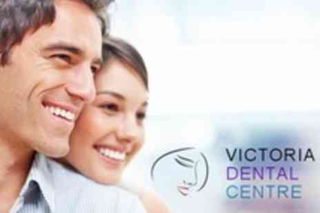 Victoria Dental Centre - 28 Week Invisalign Clear Braces Course and Home Teeth Whitening Kit - Save 15%