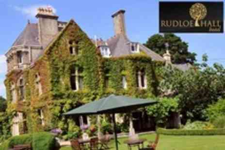 Rudloe Hall Hotel - Wedding Package For 60 Guests with Venue Hire, Wedding Breakfast - Save 17%